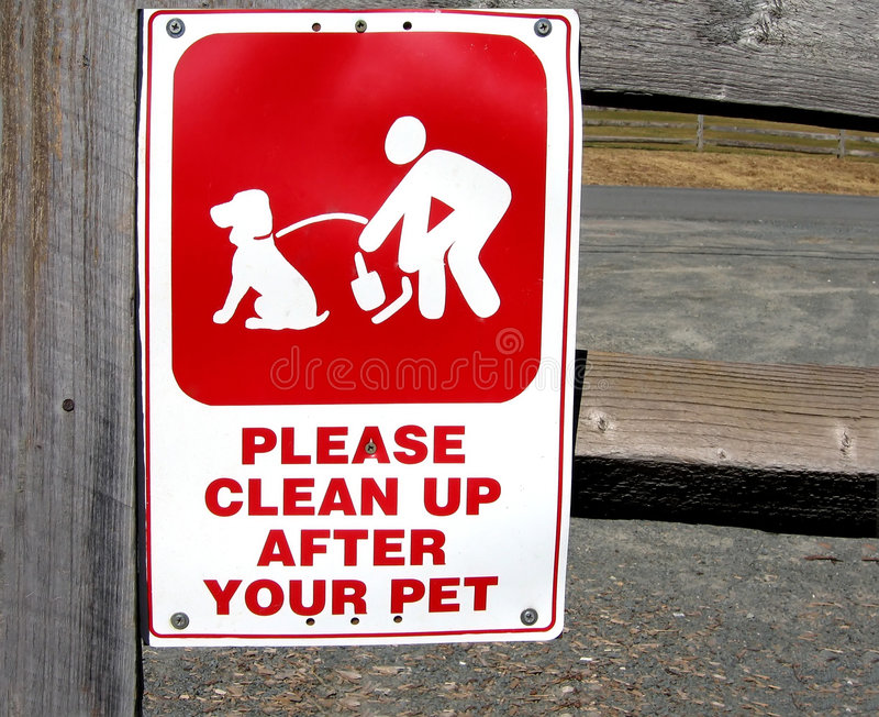 Download Clean Up Sign stock photo. Image of white, scoop, clean - 110536