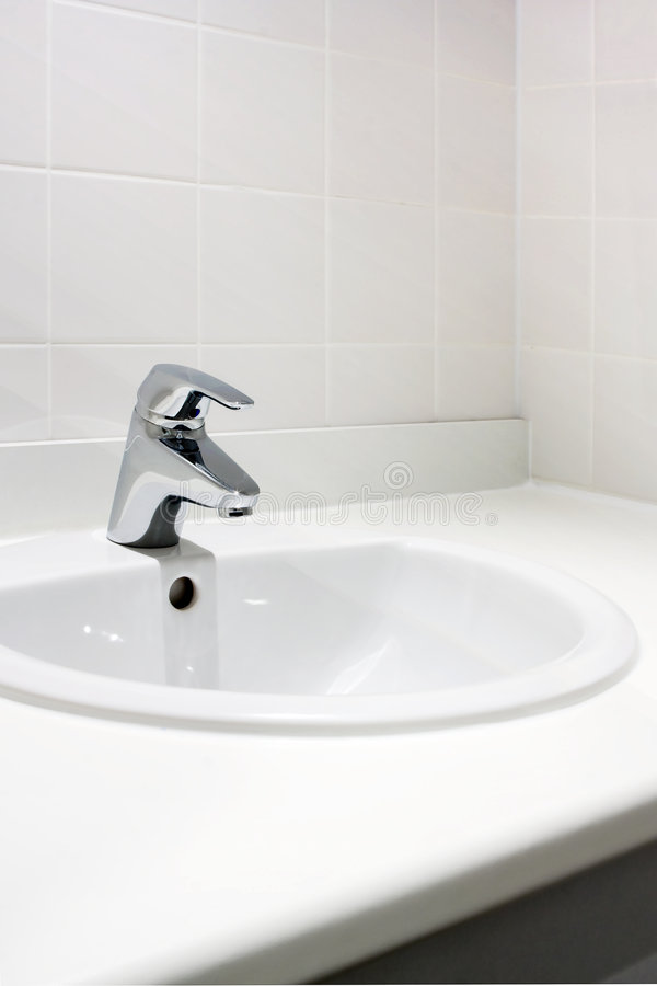 Free Clean Washbasin Stock Images - 8159774
