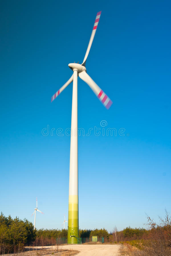 Download Clean Wind Energy Royalty Free Stock Image - Image: 30515906