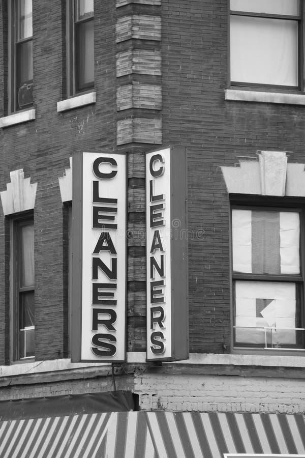 cleaners imagenes de archivo
