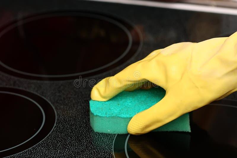 cleaning zdjęcie stock