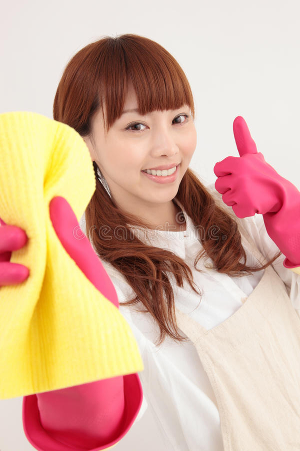 Download Cleaning stock photo. Image of housewife, length, miss - 22230138