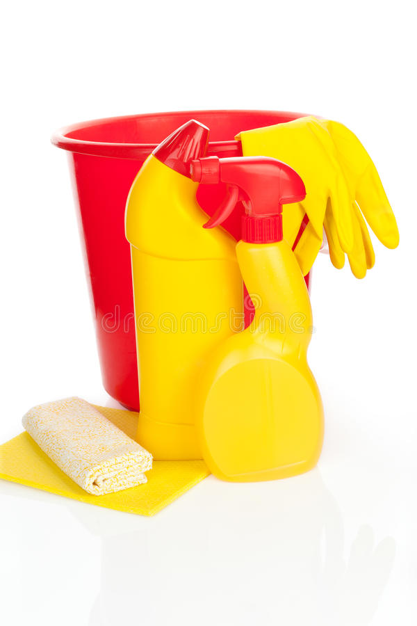 Cleaning. royalty free stock images