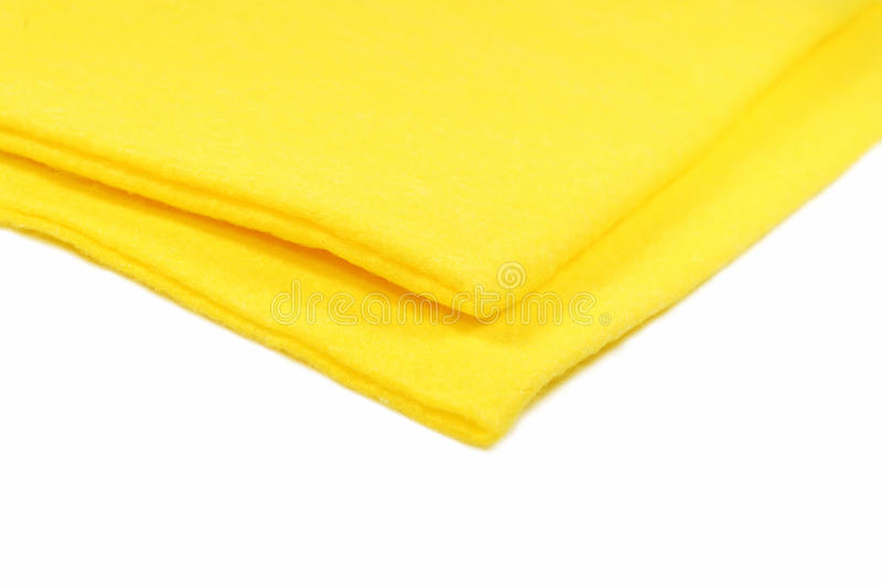 Download Cleaning cloth stock image. Image of yellow, polish, housecleaning - 12795683