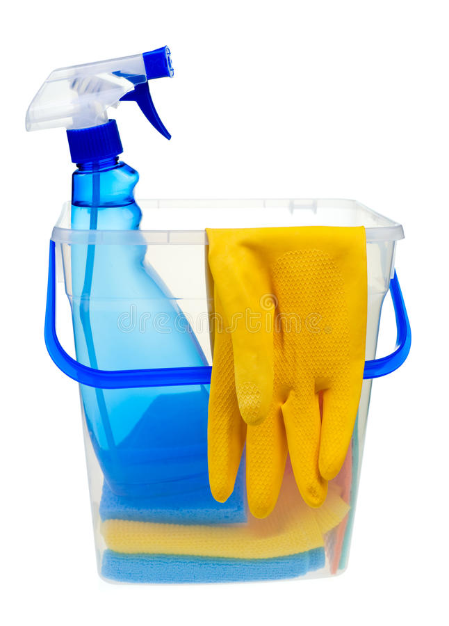 Free Cleaning Concept Royalty Free Stock Photography - 10884367