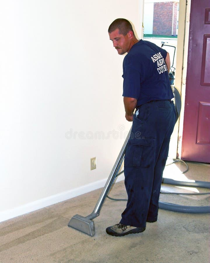 cleaning dywanowa kontrpara zdjęcie stock
