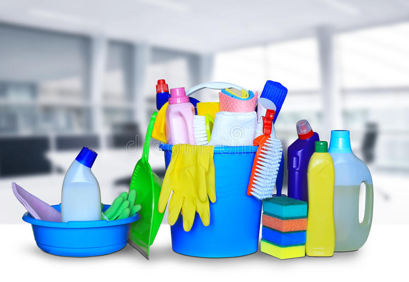 Cleaning tools and equipment
