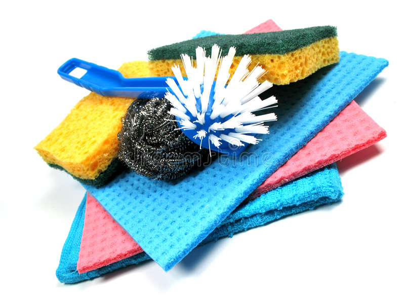 Download Cleaning essentials stock image. Image of sanitize, sponging - 5806207