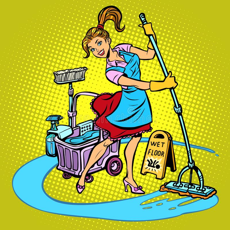 Woman Cartoon Cleaning Design, Object Home Work Hygiene Equipment Domestic  And Housework Theme Vector Illustration Lizenzfrei Nutzbare Vektorgrafiken, Clip  Arts, Illustrationen. Image 136488985.