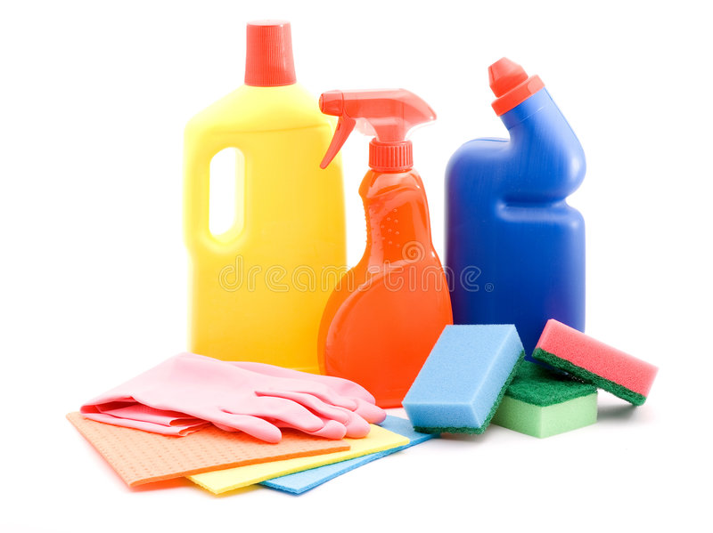 Download Cleaning products stock image. Image of work, cleaning - 6192113