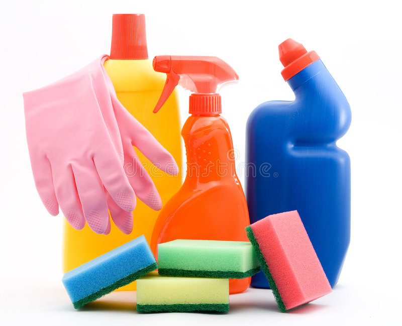 Download Cleaning products stock photo. Image of home, product - 6192308
