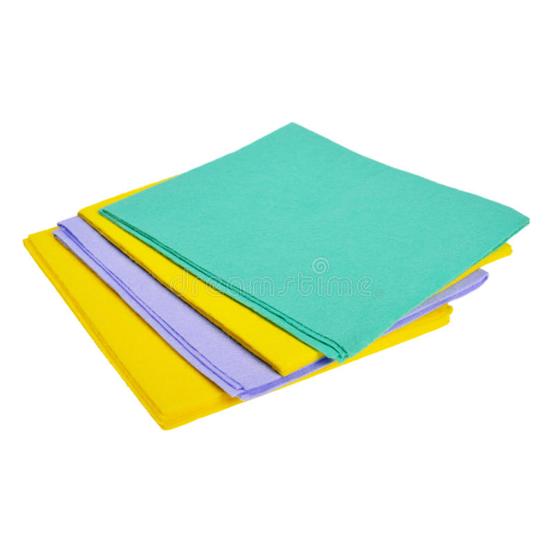 Download Cleaning rags stock image. Image of fiber, cleaning, domestic - 28499949