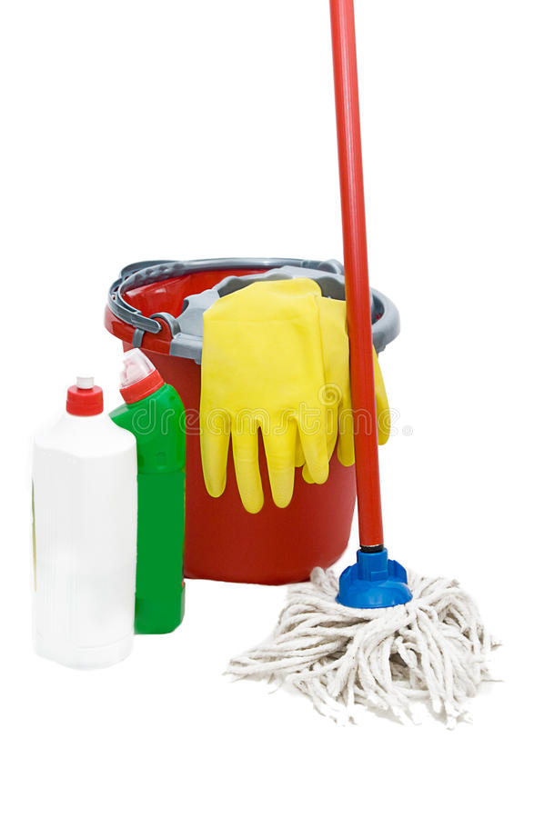 Free Cleaning Tools Stock Photos - 11404843