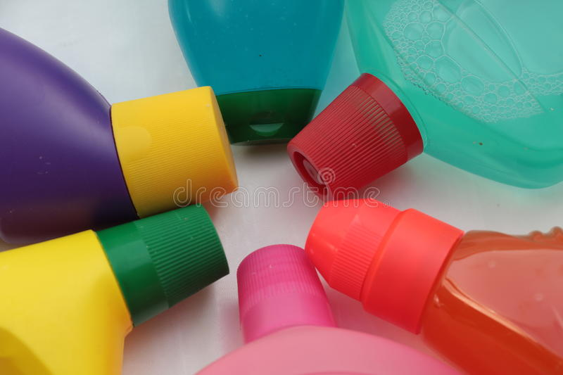Cleaning utilities royalty free stock images