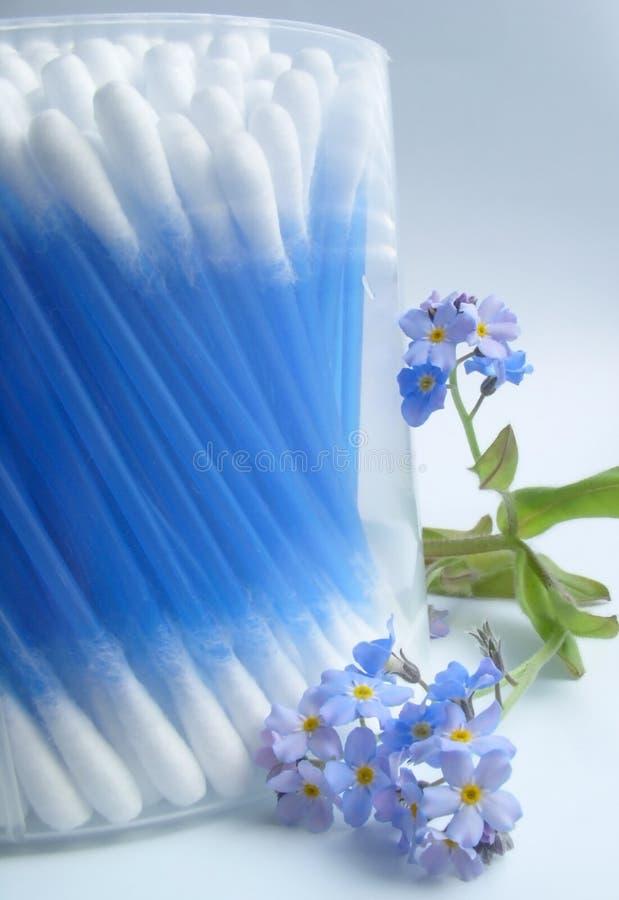 Cleaningsticks Royaltyfri Bild