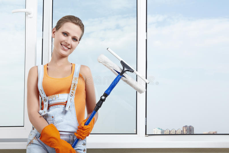 Cleanness royalty free stock photo