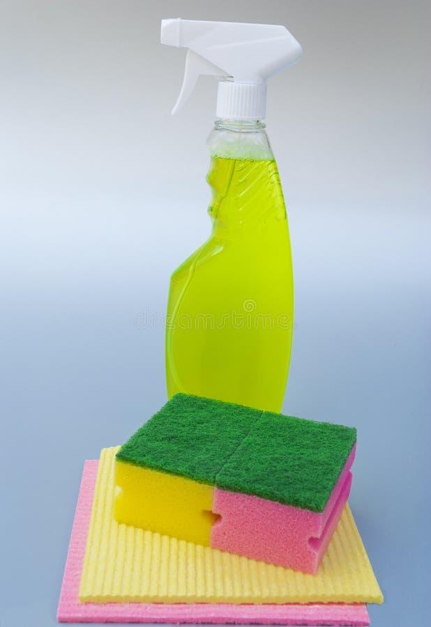 Cleanser zdjęcie stock