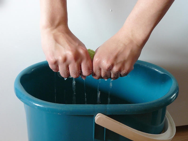 Cleanup stock photography