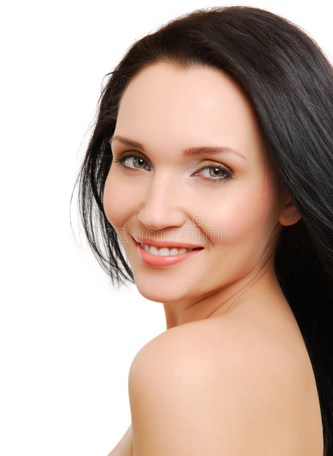 Download Clear stock image. Image of face, person, human, smile - 4393097