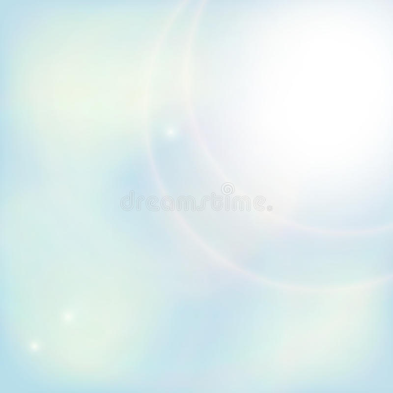 Free Clear Blue Sky With Clouds Abstract Background Stock Photos - 33078033