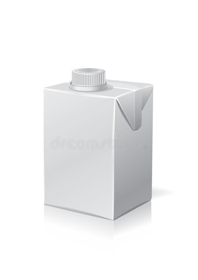 Download Clear Carton Package Royalty Free Stock Photography - Image: 13163387