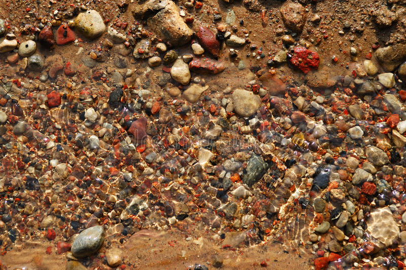 Download A clear creek stock image. Image of stone, clean, photos - 22570303