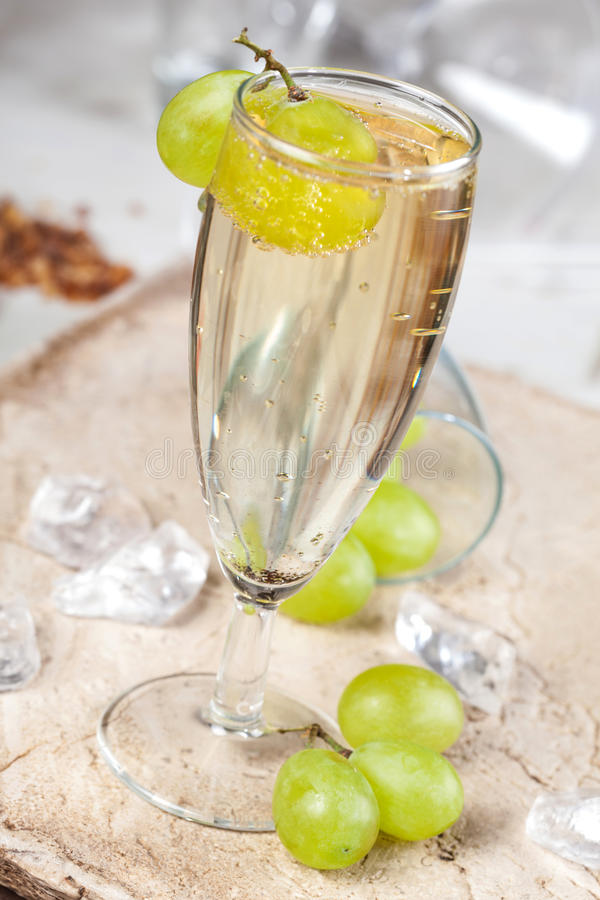 Clear Drink Royalty Free Stock Photos