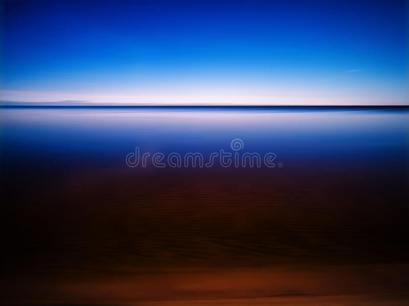 Clear morning at smooth mountain lake abstraction royalty free stock photos