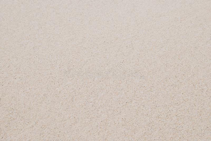Clear plain sand texture stock images