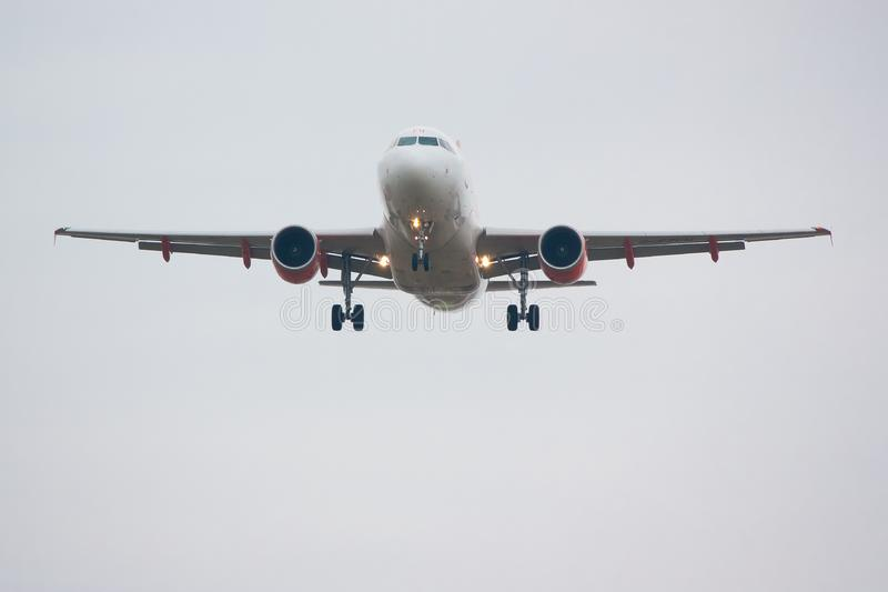 Download Clear plane stock image. Image of plane, speed, rain - 19856135