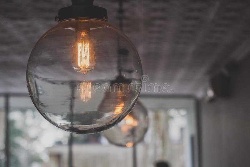 Clear Round Glass Bulbs Inside Room Free Public Domain Cc0 Image