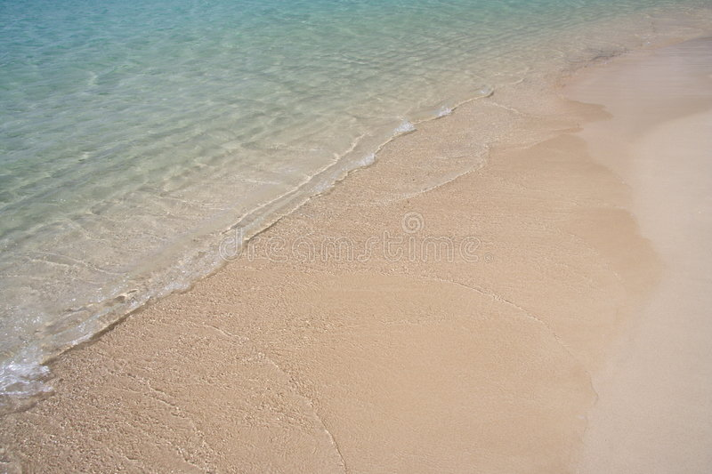 Clear Water stock image