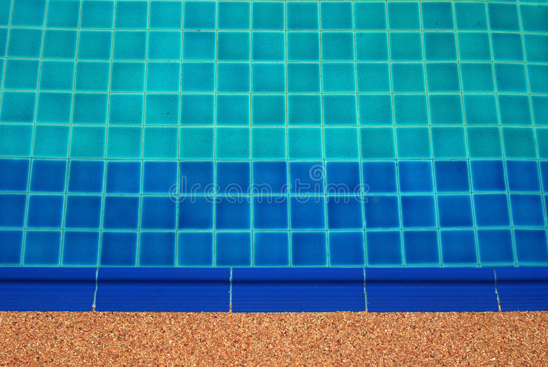 Download Clear Water In The Swimming Pool Blue Bright Stock Photos - Image: 24048053