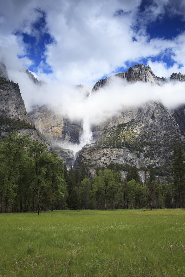 Download Clearing Storm Over Yosemite Valley Stock Image - Image: 19877127