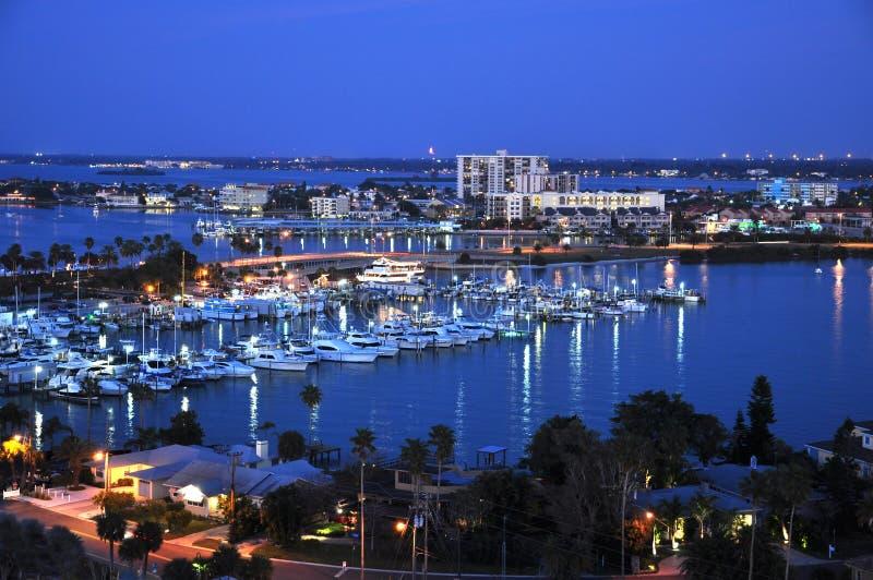 Clearwater la Florida imagenes de archivo