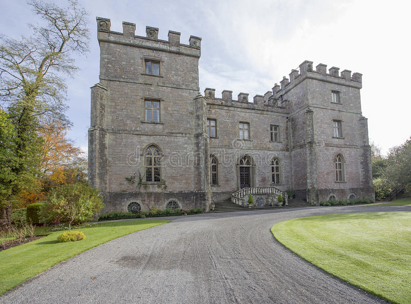 Clearwell Castle. Is a gothic revival house in Gloucestershire England dating from 1727. It became a popular location for pop groups, such as Led Zeppelin and stock photography