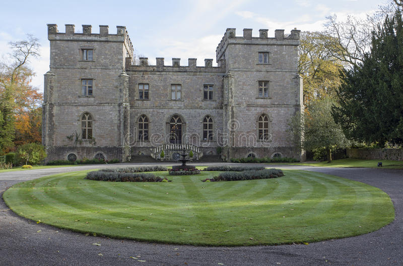 Clearwell Castle. Is a gothic revival house in Gloucestershire England dating from 1727. It became a popular location for pop groups, such as Led Zeppelin and stock images