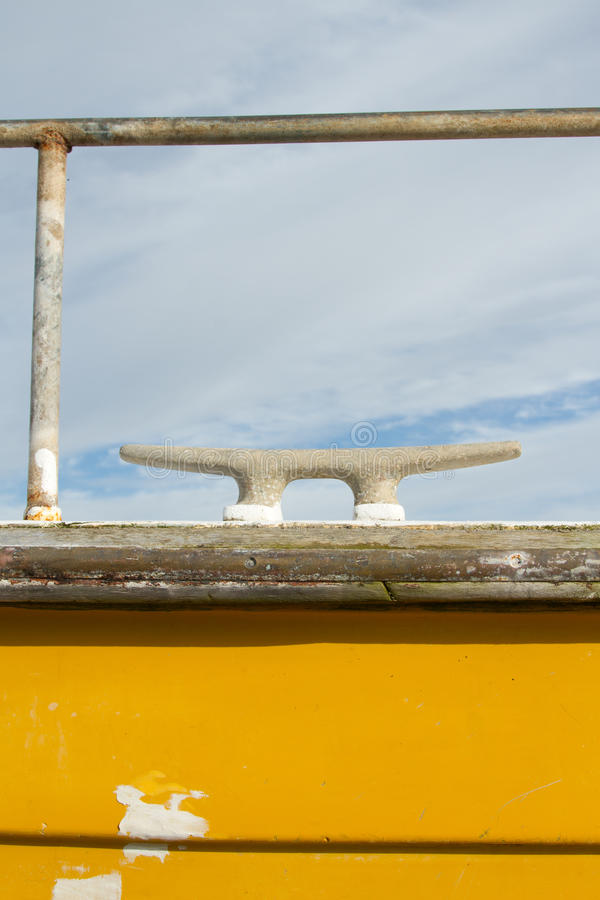 Download Cleat And Rail. Stock Photo - Image: 26380150