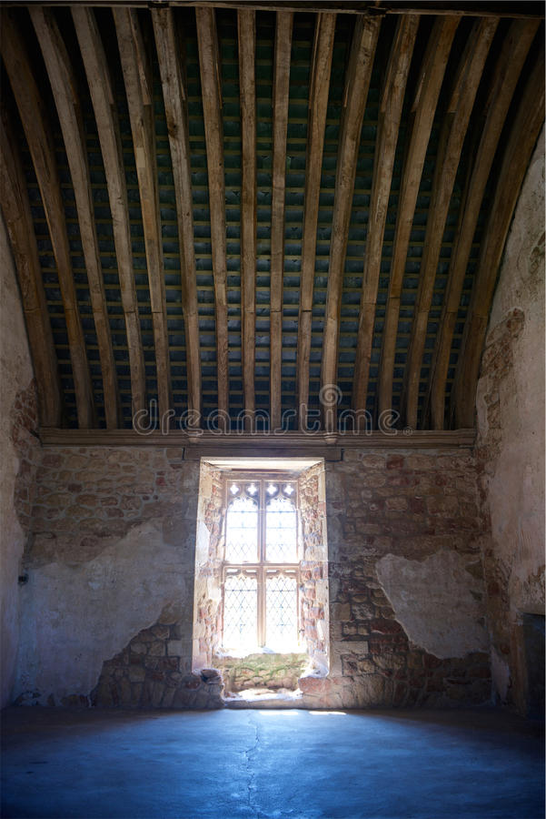 Cleeve Abbey English Heritage North Devon Großbritannien lizenzfreie stockfotografie