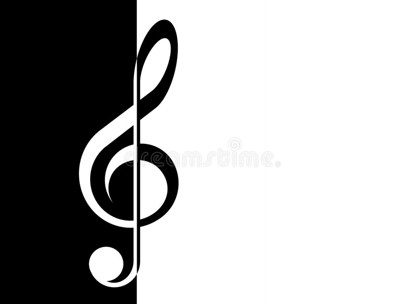 clef πρίμο απεικόνιση αποθεμάτων