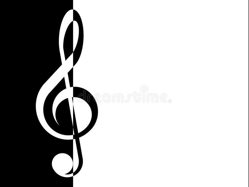 clef πρίμο ελεύθερη απεικόνιση δικαιώματος