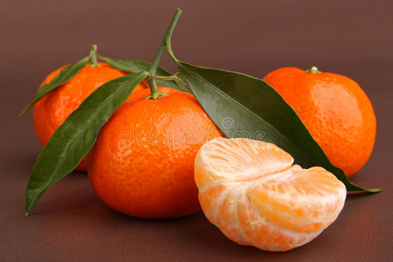 clementine стоковое фото