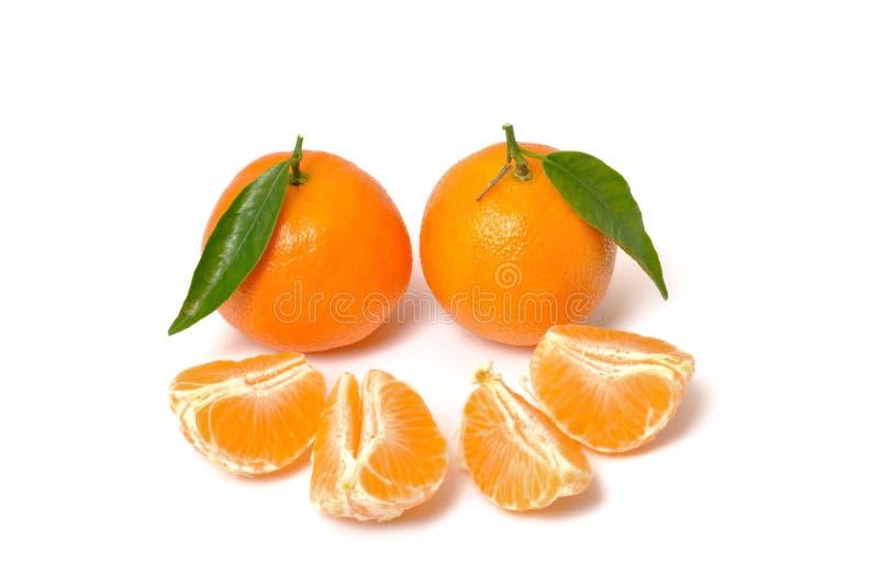 Clementine Orange arkivfoton