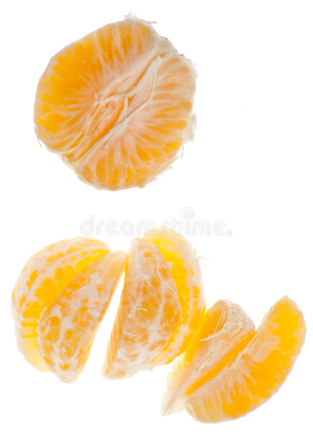 Free Clementine Slices Stock Image - 17327941