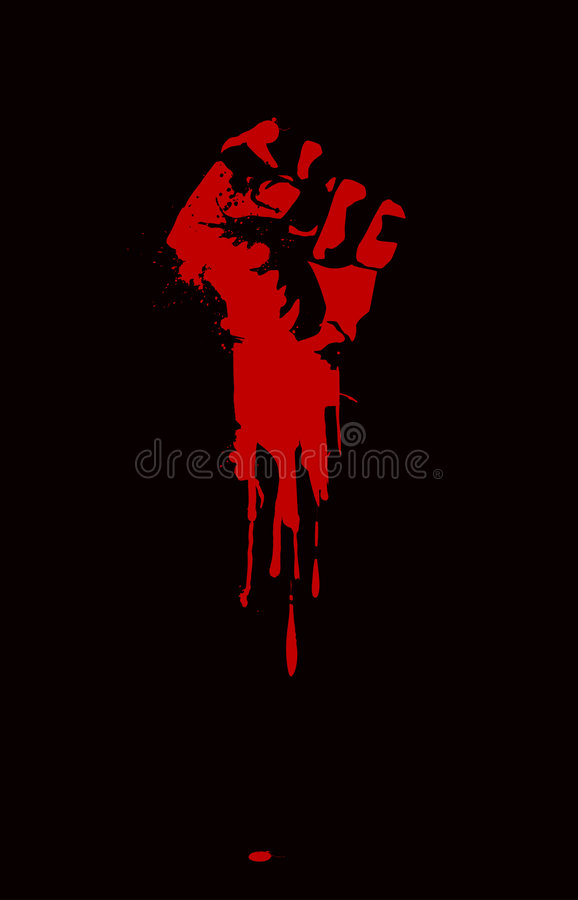 Free Clenched Fist Stock Image - 5945741
