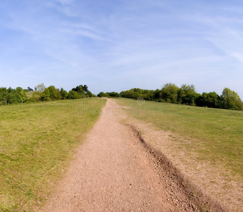 Download Clent hills stock image. Image of hike, footpath, hiking - 2377397