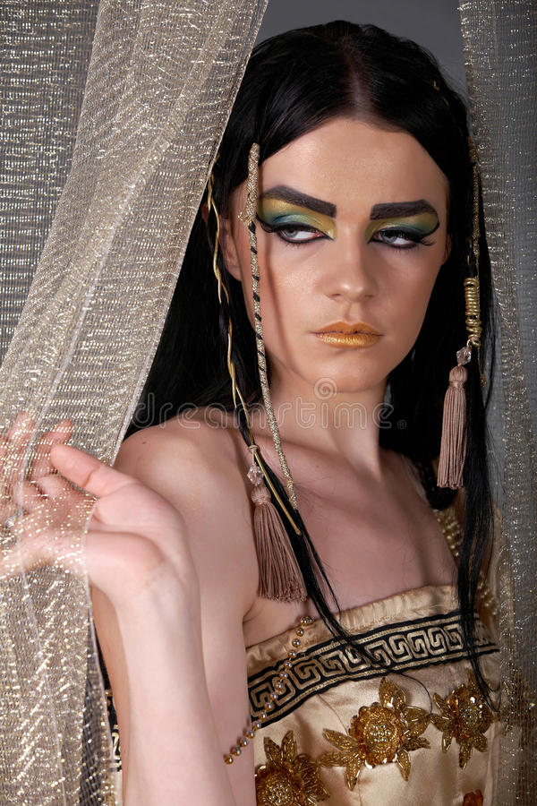 Cleopatra stock foto
