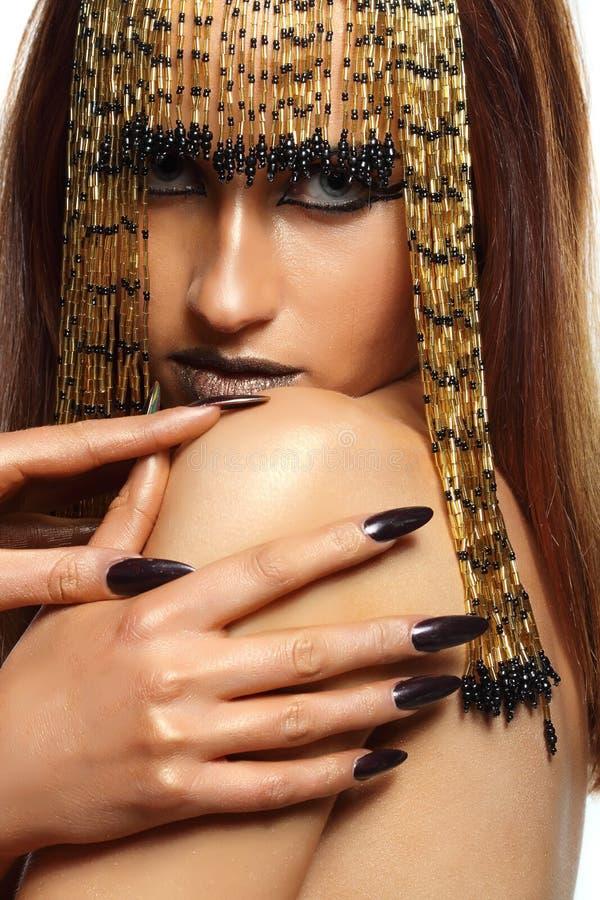 Cleopatra fotografia stock libera da diritti