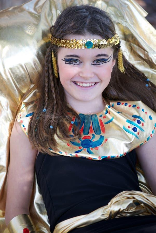 cleopatra imagem de stock royalty free