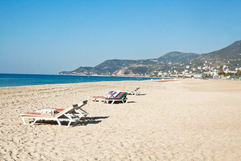 Bekannt Cleopatra Beach (Kleopatra-Strand) In Alanya, Die Türkei Stockfoto  SL42